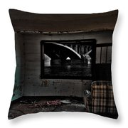 Nineteen Eighty Four Throw Pillow