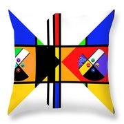 No Go Blavatsky Throw Pillow