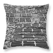 Non Existing Road Throw Pillow