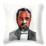 Norbert Rillieux Throw Pillow