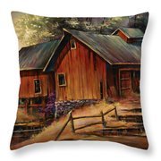 North Country Throw Pillow