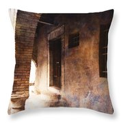 North Italy 2 Throw Pillow