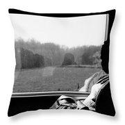 Nostalgia - Homesick Throw Pillow