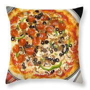 Not Delivery Throw Pillow