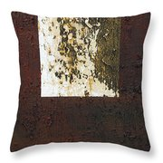 Not Square Throw Pillow