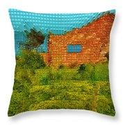 Nothing Lasts For Ever Throw Pillow