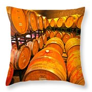 Nothing To Wine About Throw Pillow