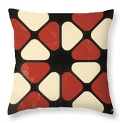 Notice Redux Throw Pillow