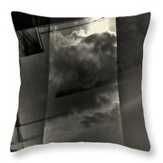 Notinsight Throw Pillow