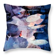 Nowhere Else To Go Throw Pillow by Angelina Vick