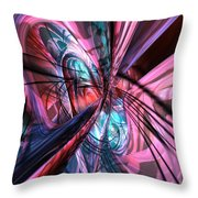 Nu Tron Shade Fx  Throw Pillow