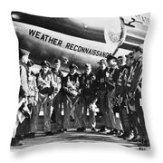 Nuclear Tests, 1952 Throw Pillow