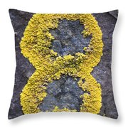Number 8 Throw Pillow