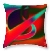 Number One 2011 Throw Pillow