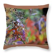 Ny Fall 2 Throw Pillow