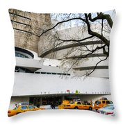 Nyc011 Throw Pillow