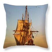 Nyckel On The Chester Throw Pillow by Skip Willits
