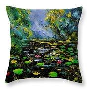 Nympheas 561170 Throw Pillow