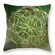 O So Round Throw Pillow