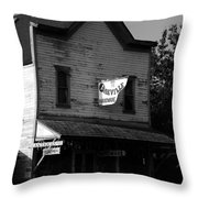 Oakville Hardware 1890 Throw Pillow