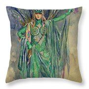 Oberon Throw Pillow
