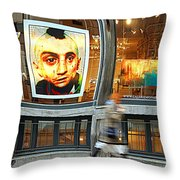Observed Throw Pillow