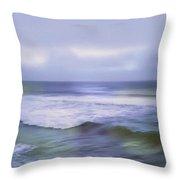 Ocean Dreamscape Throw Pillow