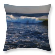 Ocean Of The God Series Throw Pillow