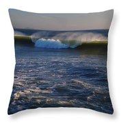 Ocean Of The Gods Throw Pillow