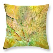 Ocean Paradise Throw Pillow