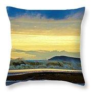Ocean Power Series 3 Throw Pillow