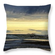 Ocean Power Series Throw Pillow