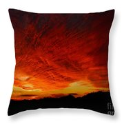 October 12 2010 Throw Pillow