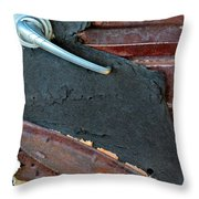 Of Dubious Support Throw Pillow