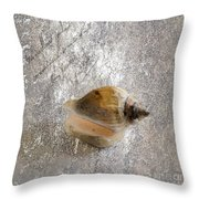 Of The Sea Throw Pillow by Betty LaRue