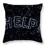 Official Hubble Telescope Photo Throw Pillow