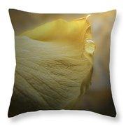 Kiss Of Dew Throw Pillow