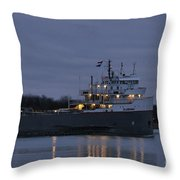Ojibway Throw Pillow