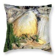 Old Mine Colorado Throw Pillow