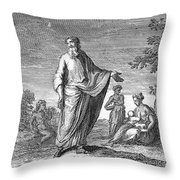 Old Testament: Hosea Throw Pillow
