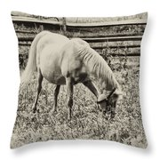 Old Trigger Throw Pillow