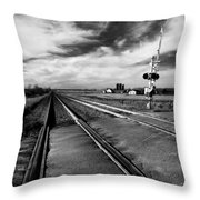 On The Level Throw Pillow
