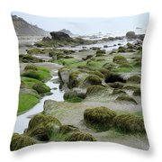 Ona Beach 2 Throw Pillow