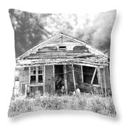 Once Called Home Throw Pillow