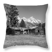 Once Upon A Time -   Bar Bc Throw Pillow
