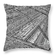 One 20 Throw Pillow