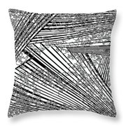 One 21 Throw Pillow
