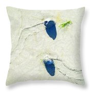One Day Our Paths Will Cross Throw Pillow