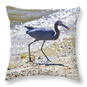 One Fiddle Down Throw Pillow