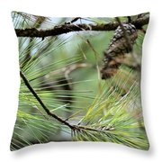 One In The Midst Throw Pillow